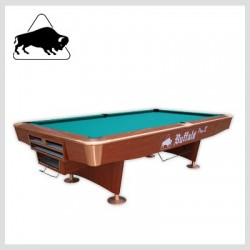 Mesa Billar Buffalo Pro II Marrón - 9 pies