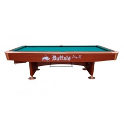 Mesa Billar Buffalo Pro II Marrón - 9 pies