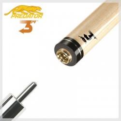 Flecha Predator 314-3 Uni-Loc Silver Ring