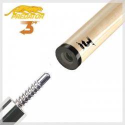 Flecha Predator 314-3 Radial Thin Black Collar