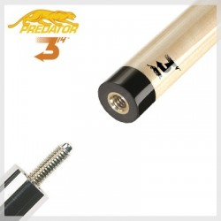 Flecha Predator 314-3 5/16x18 Black Collar