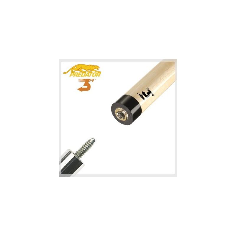 Flecha Predator 314-3 5/16x14 Black Collar