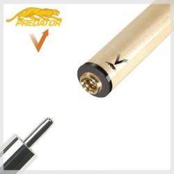 Flecha Predator Vantage Uni-Loc Thin Black Collar