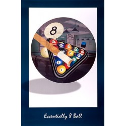 Poster de Essentially 8 Ball
