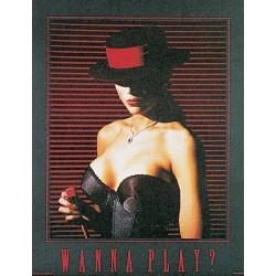 Poster de Billar Wanna Play