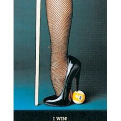 Poster de Billar I Win