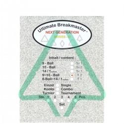 Plantilla Ultimate Breakmaster para Bola 9/10