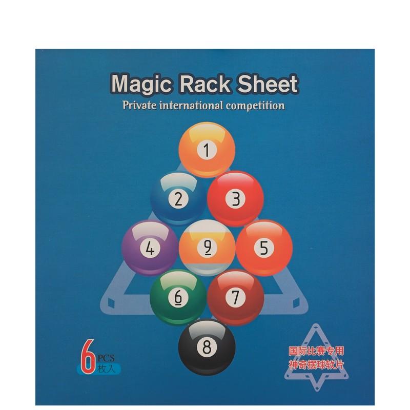 Plantilla Magic Rack Sheet Bola 9/10 - 6 plantillas