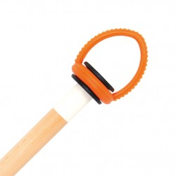 Protector Suelas Naranja-Negro