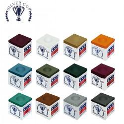 Caja de 12 Tizas Silver Cup varios colores