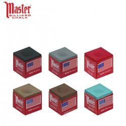 Caja de 12 Tizas Master Colores