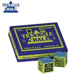 Caja de 12 Tizas Triangle Azul