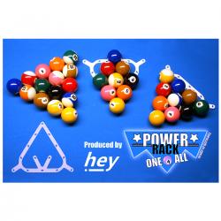 Plantilla Power Rack para Bola 8/9/10