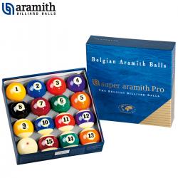 Bolas Pool Super Aramith Pro - 57,2mm