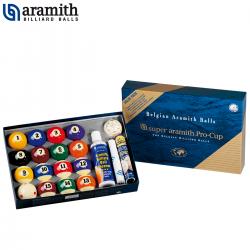 Bolas Pool Super Aramith Pro Value Pack - 57,2mm
