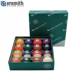 Bolas Pool Aramith Premium - 57,2mm