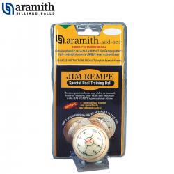 Bola Entrenamiento Pool Aramith Jim Rempe 57,2mm