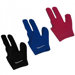 Guante Dynamic Deluxe - 3 Dedos Cerrados - Varios Colores