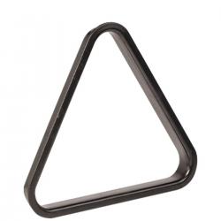 Triangulo Plástico Negro - Pool Inglés 50,8mm